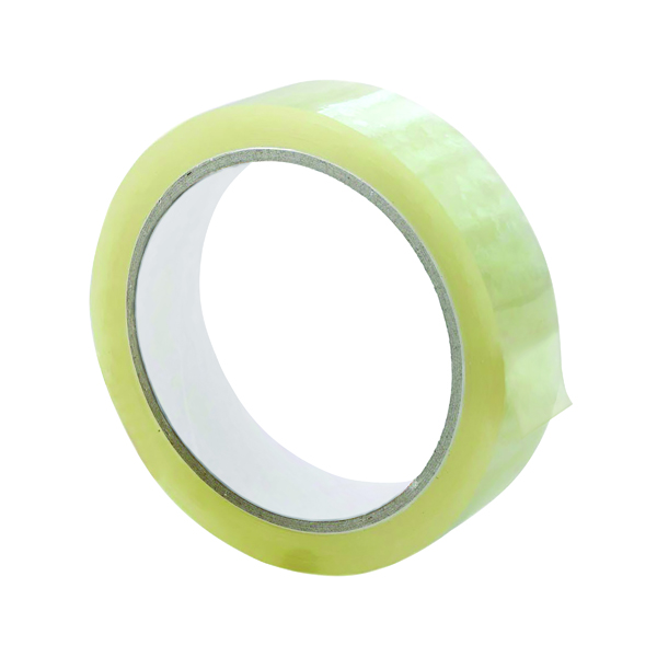 Q-Connect Polypropylene Tape 19mm x 66m (8 Pack) KF27016
