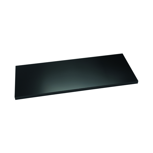 Jemini Black Additional Stationery Cupboard Shelf KF32179