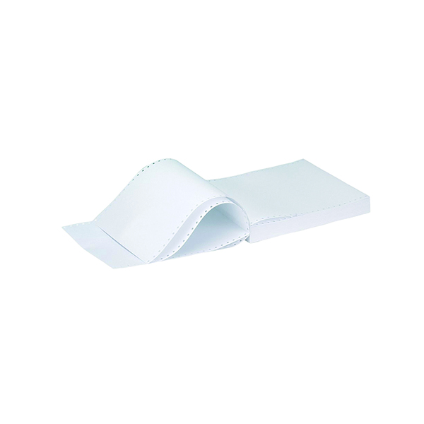 Q-Connect Listing Paper 11 x 14.5 Inches 1-Part 60gsm Music Ruled (2000 Pack) J16R