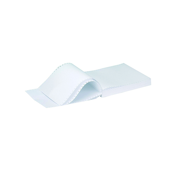 Q-Connect Listing Paper 11 x 14.5 Inches 1-Part 70gsm Music Ruled (2000 Pack) KF50073