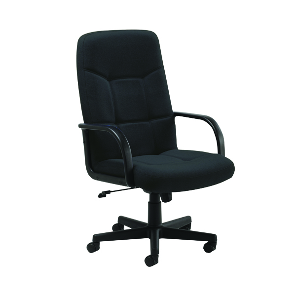 Arista High Back Manager Chair Charcoal KF50161