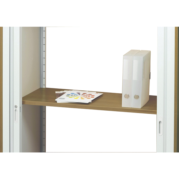 Arista Adjustable Wooden Beech Shelf KF72142