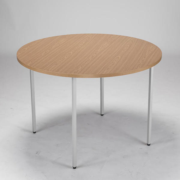 Jemini 1200mm Oak Circular Table KF72386