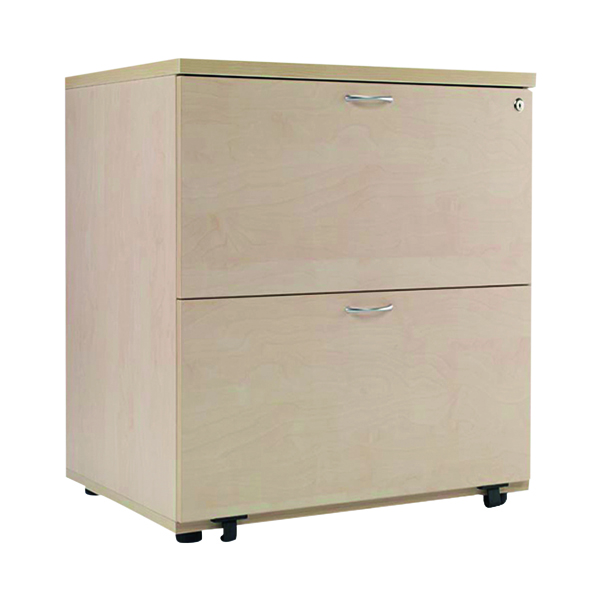 Arista Maple Desk High Side Filer KF72418