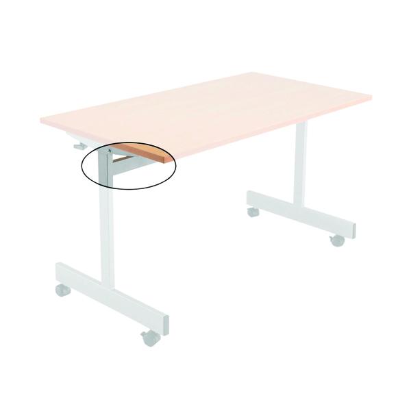 Jemini Silver 1600mm Flip Top Table Beam KF73398