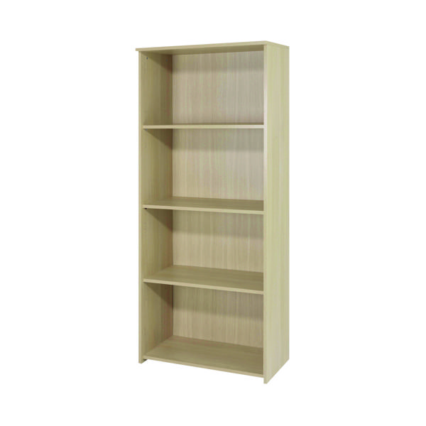 Jemini Ferrera Oak 1750mm Large Bookcase KF73515