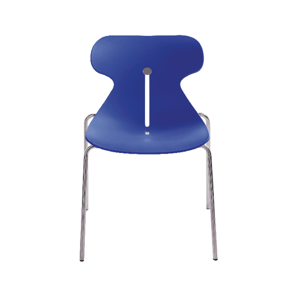 Arista Breakout Chair Blue (Pack of 1) KF73896