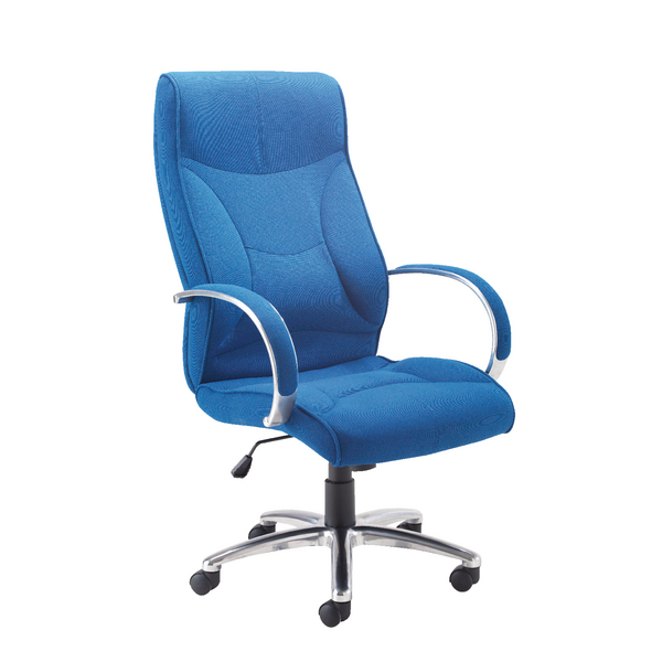 Avior Richmond High Back Fabric Executive Chairs KF74188