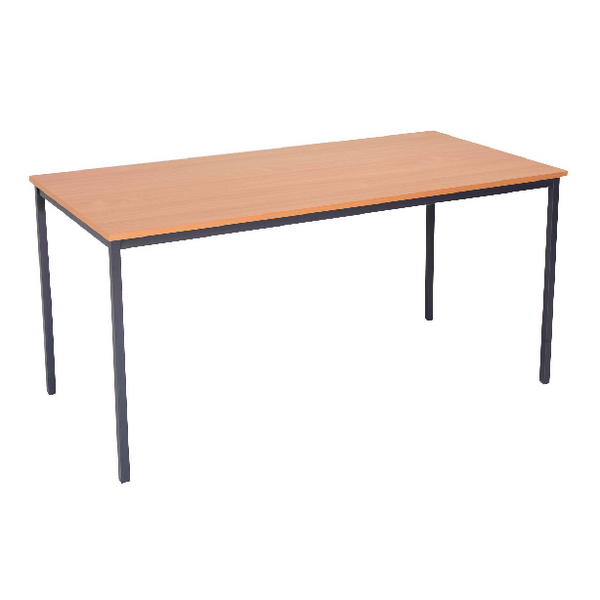 Jemini Intro 1200x750x726mm Bavarian Bavarian Beech Training Table KF74232