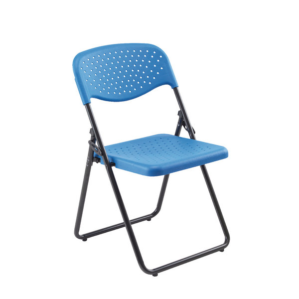 Jemini Light Blue Folding Chair KF74965