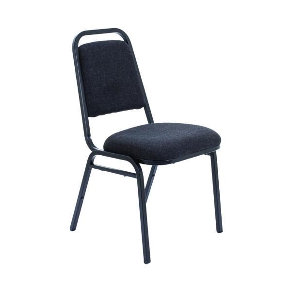 Arista Banqueting Chair Charcoal KF78703