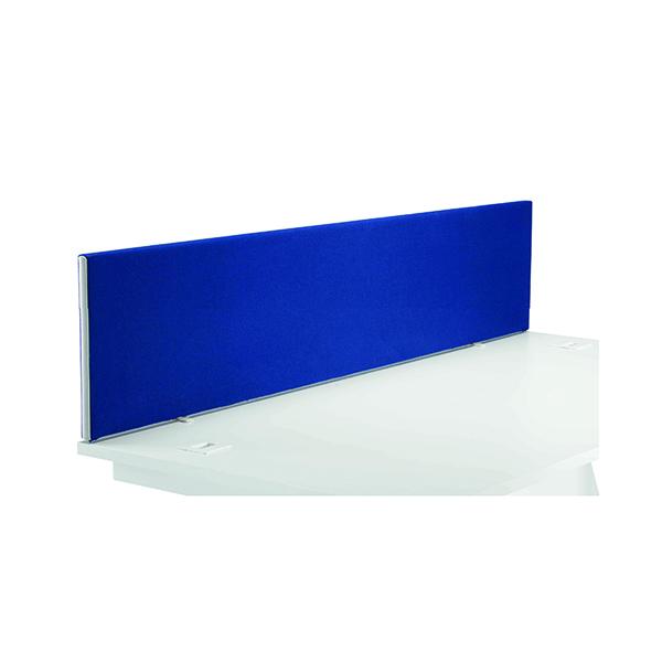 Jemini Blue 1800mm Straight Desk Screen KF78982