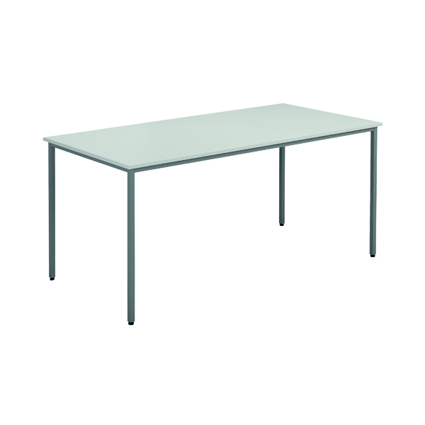 Jemini White Multipurpose Rectangular Table W1800mm KF79029