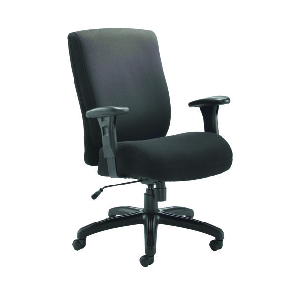 Avior Lomond Heavy Duty Chair Black
