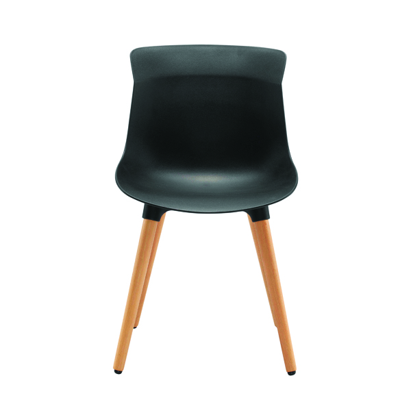 Jemini Black Nuovo Bistro Chair KF79136