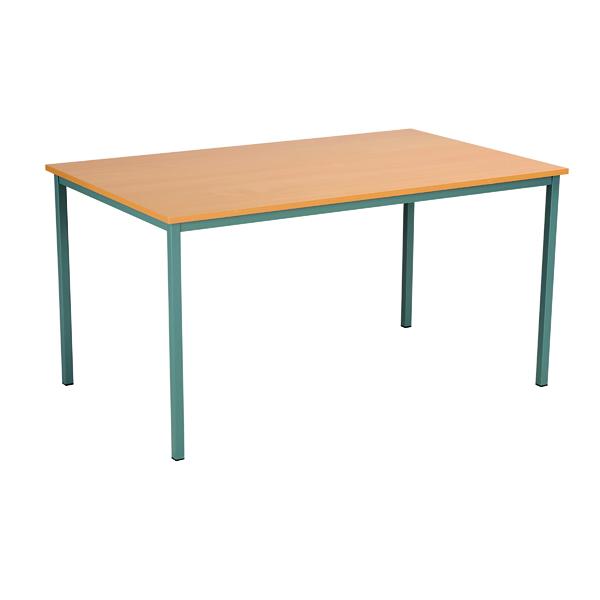 Serrion Rectangular Table 1800mm Bavarian Beech ERECT1800BE