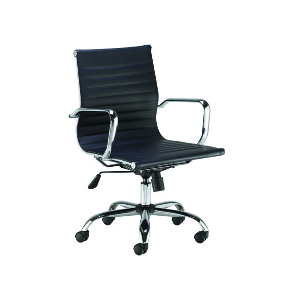 Jemini Sosa PU Executive Swivel Meeting Chair KF79888