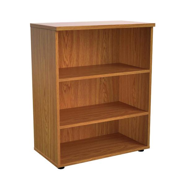 Jemini 1000mm 1 Shelf Wooden Bookcase 450mm Depth Nova Oak KF810193