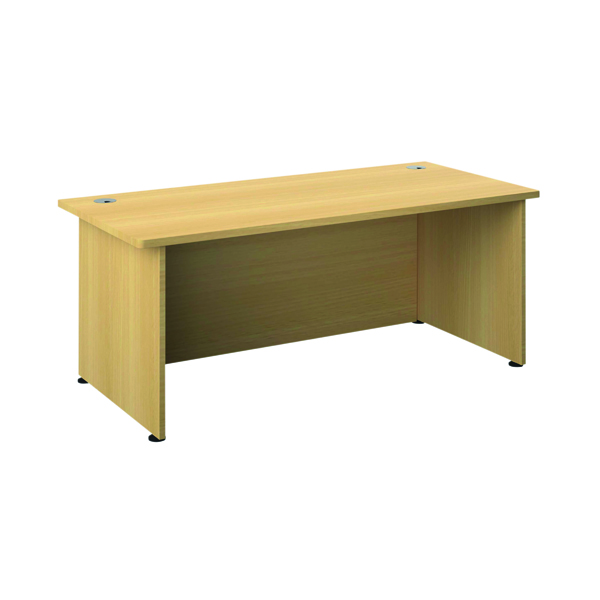 Avior Rectangular Executive Desk Nova Oak TR1890NOAK