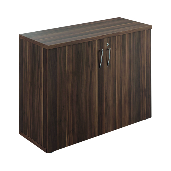Avior Executive Cupboard 800mm Dark Walnut TR8040CPDW