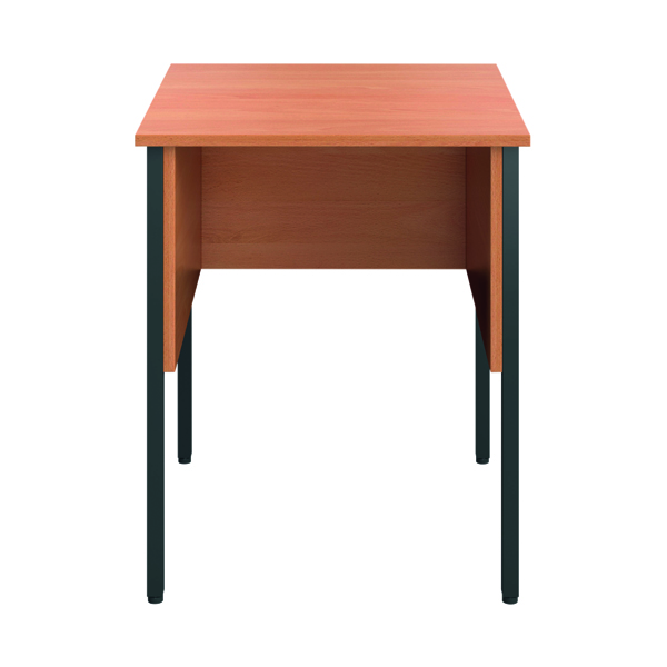 Eco Midi Homework Desk 600mmx600mm Beech ECMHD6060BE