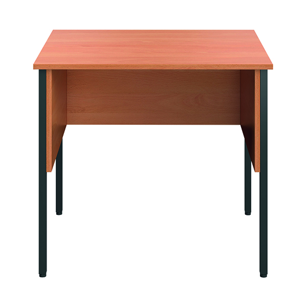 Eco Midi Homework Desk 800x600mm Beech ECMHD8060BE