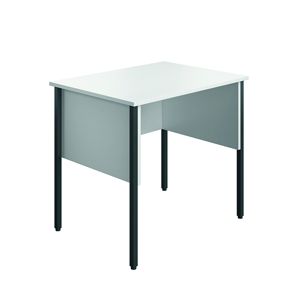 Eco Midi Homework Desk 800x600mm White ECMHD8060WH
