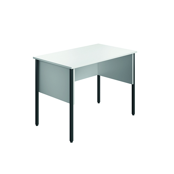 Eco Midi Homework Desk 1000x600mm White ECMHD1060WH