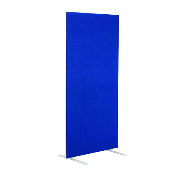 Jemini Floor Standing Screen 1200 x 1800mm Blue KF90494