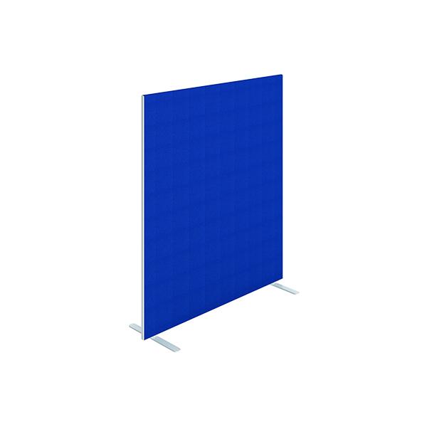 Jemini Floor Standing Screen 1400 x 1600mm Blue KF90498