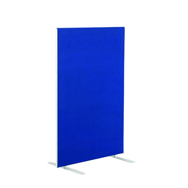Jemini Floor Standing Screen 1400 x 1800mm Blue KF90500