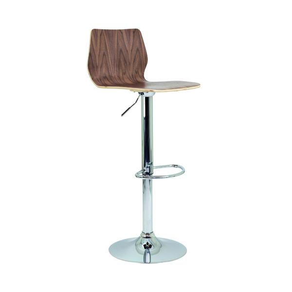 Jemini Stork High Stool Walnut CH0670WA