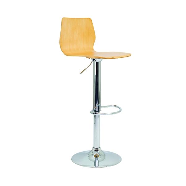 Jemini Stork High Stool Beech CH0670BE