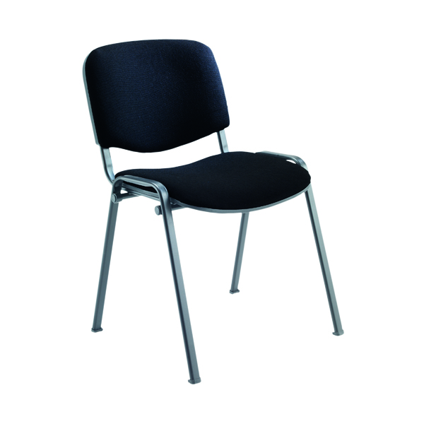 Jemini Ultra Multipurpose Stacker Chair Black CH0500BK
