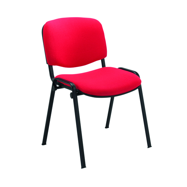 Jemini Ultra Multipurpose Stacker Chair Red CH0500RD