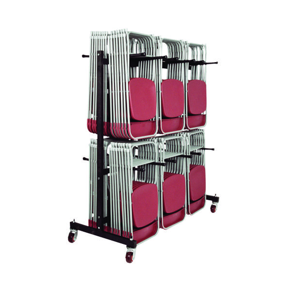 Titan Folding Chair Trolley 140 TC140T