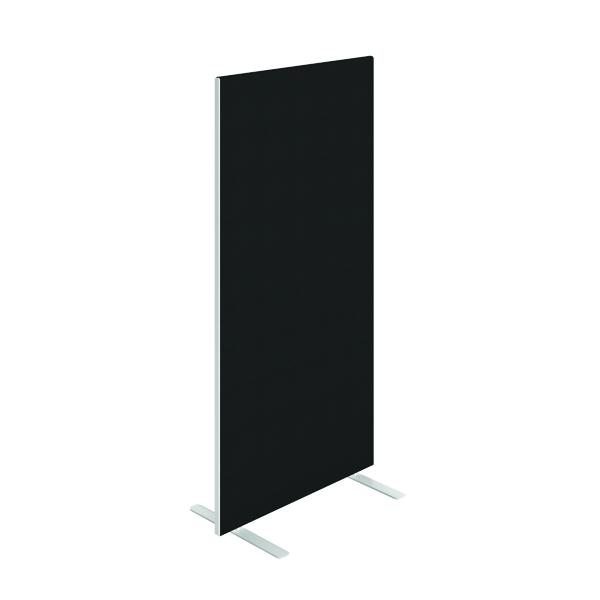 Jemini Floor Standing Screen 800 x 1600mm Black KF90692