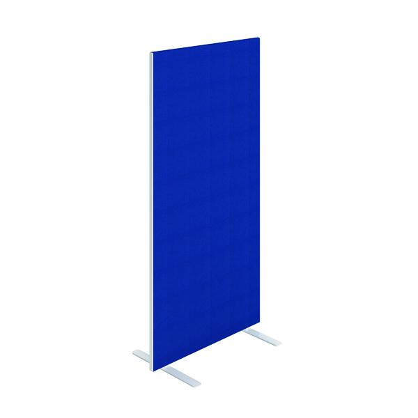 Jemini Floor Standing Screen 800 x 1600mm Blue KF90693