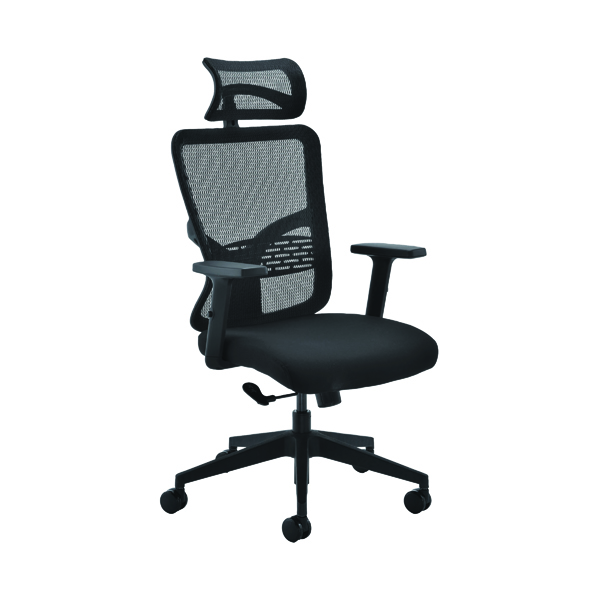Arista Vienna Chair Black KF90894