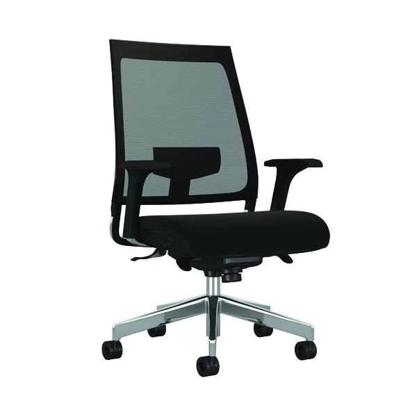 Arista Aster Mesh Chair Black KF90934