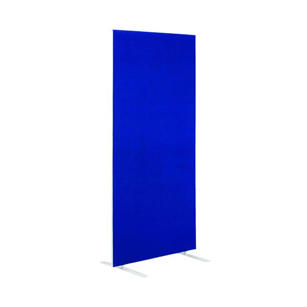 First Jemini Floor Stand Screen 800 x 1600mm Blue KF90962