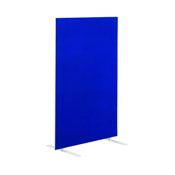 First Jemini Floor Stand Screen 1600 x 1200mm Blue KF90966