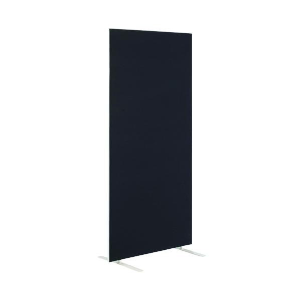 First Jemini Floor Stand Screen 1200 x 1800mm Black KF90967