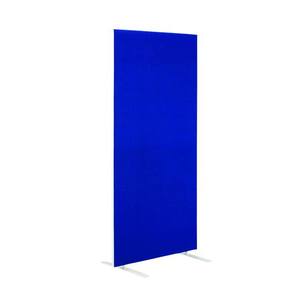 First Jemini Floor Stand Screen 1200 x 1800mm Blue KF90968