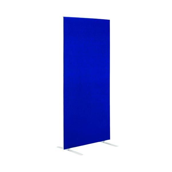 First Jemini Floor Stand Screen 1400 x 1800mm Blue KF90974
