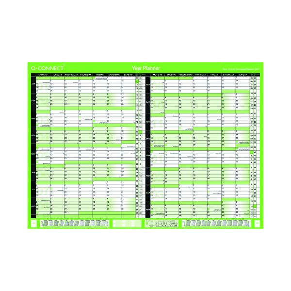 Q-Connect 16 Month Planner A2 2022-23 KFBPU222