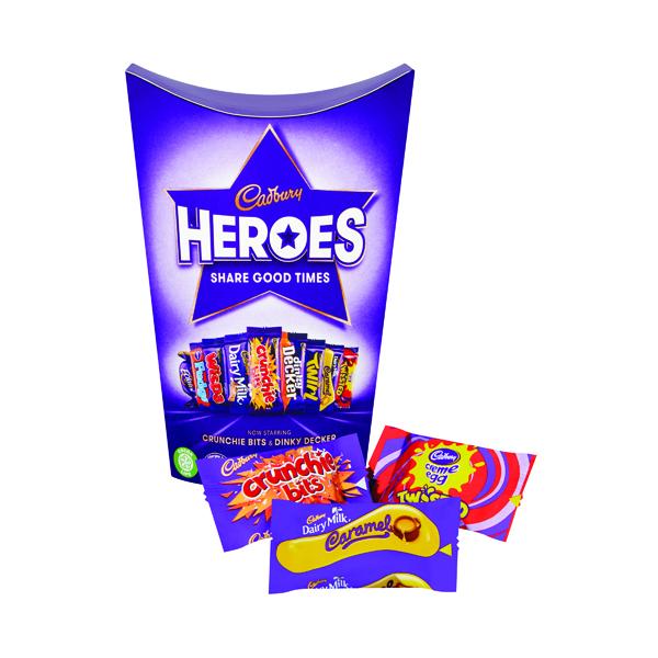 Cadbury Heroes 185G 669020
