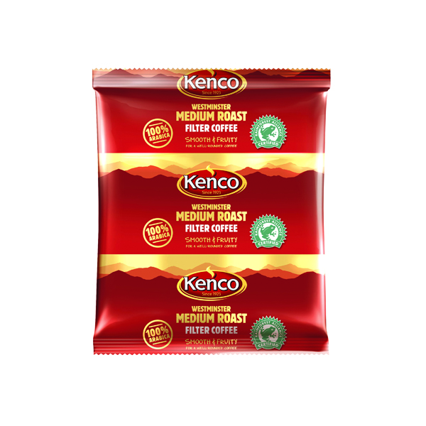 Kenco Westminster 3 Pint Coffee Sachet (50 Pack) 756880