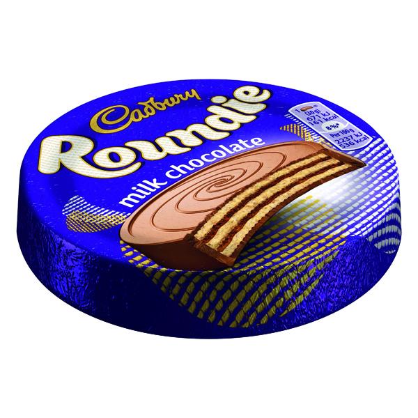 Cadbury Roundie Biscuit 30g (30 Pack) 4043597