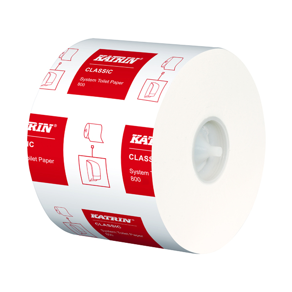 Katrin Classic Toilet Roll 2-Ply 800 Sheets (36 Pack) 156005